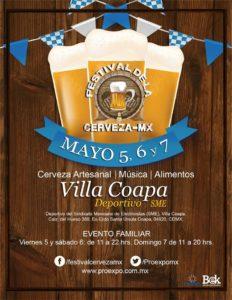 Festival de la Cerveza MX @ Deportivo Villa Coapa SME