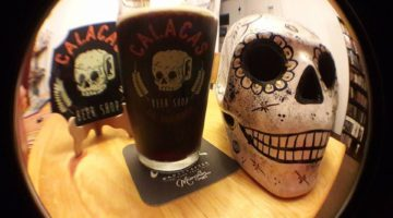 Taberna Calacas Beer Shop1