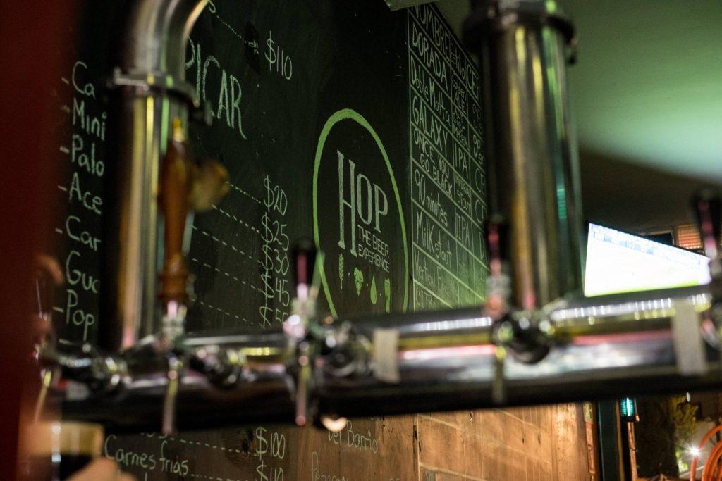 HOP Beer Experience | Cerveza de barril