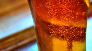 Golden Ale Cerveza