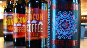 Maple Bacon Coffee Porter Cerveza