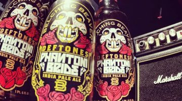 Deftones Cerveza Phantom Bride3