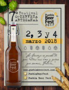 Puebla Beer Fest 2018 @ Zona Angelópolis