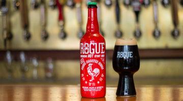 Image: Rogue Sriracha Hot Stout Beer
