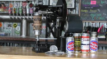 Crowler Cerveza