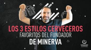 Minerva Estilos Cerveceros