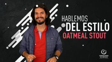 Rodrigo Escudero Oatmeal Stout