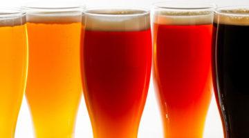 Estilos Familias Colores Cerveza