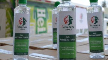 Heineken Mexico Acciones COVID19