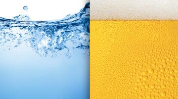 Agua Cerveza Consumo Responsable