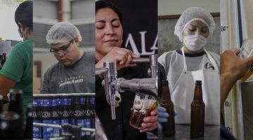 Agroindustria Cervecera Mexicana Trabajo